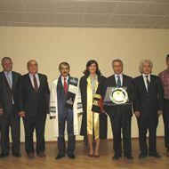 Bozok Üniversitesi'nden Mezun Olan İlk Doktor İçin Tören Düzenlendi