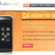 Görme Engelliler İçin Android Telefon
